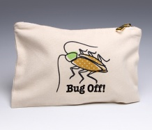 Bug Off! (Deluxe) pouch