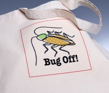 Bug Off! Tote