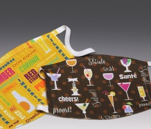 CHEERS! Face Masks<BR>(Choice of Designs)<BR>FREE SHIPPING