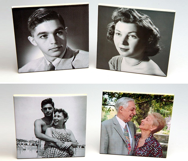 Your Photos Coasters (Set of 4)