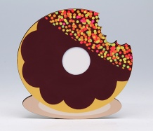 Donut Coaster/Dots