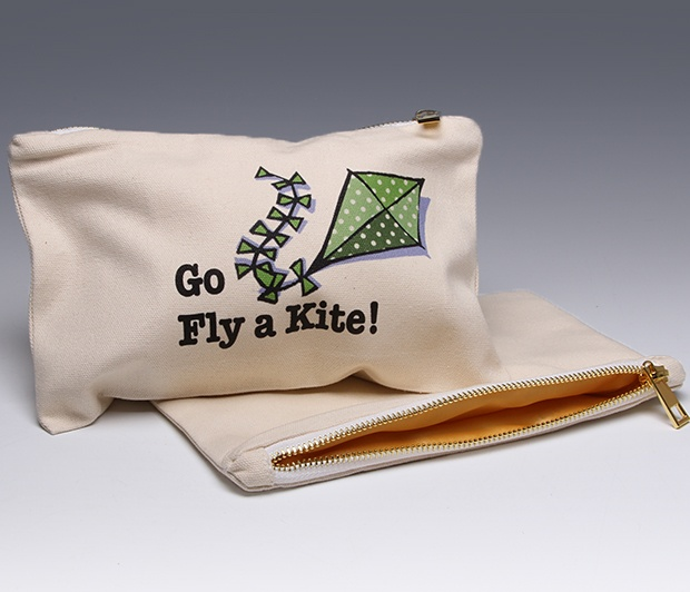 Go Fly a Kite (Deluxe) pouch