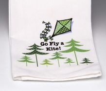 Go Fly a Kite!Towel