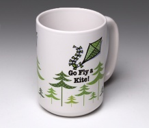 Go Fly a Kite! Mug