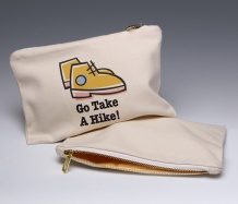 Go Take a Hike (Deluxe) pouch