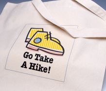 Go Take a Hike! Tote