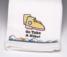 Go Take a Hike!Towel