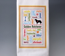 Golden Retriever<BR><span class=bluebold>(Personalize)