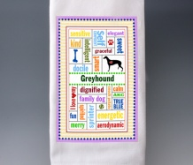 Greyhound<BR><span class=bluebold>(Personalize)