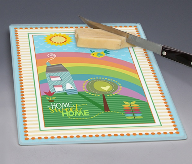 Home Sweet Home <BR>Cutting Board