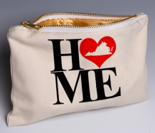 HOME (Deluxe) Pouch <span class=bluebold>(Personalize)