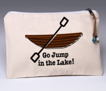 Go Jump in the Lake Pouch
