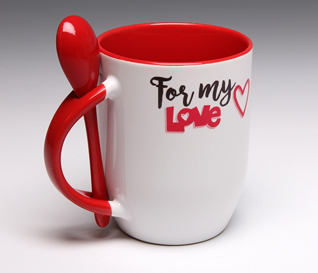 For My Love Mug