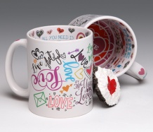 Love Words Mug