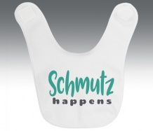 Schmutz Happens Fleece Bib