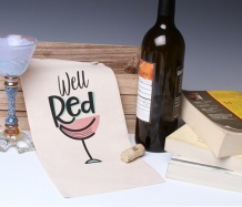 Well Red Wine Bag
