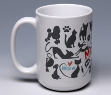 BEST Therapist Mug<BR><span class=bluebold>(Personalize)